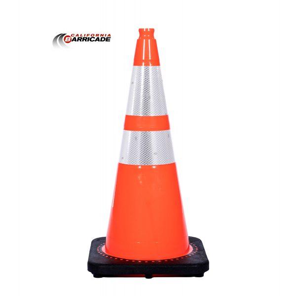 28 Orange Cone Reflective
