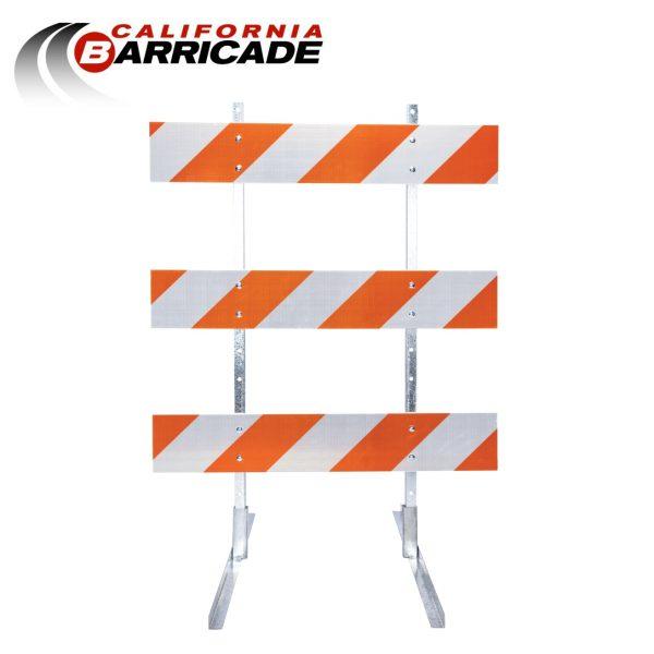 Type 3 Barricade