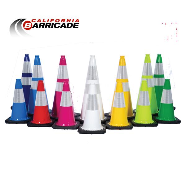 colored cones-a